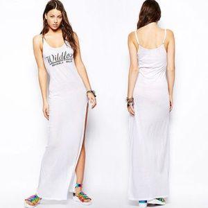 WILDFOX Beverly Hills Vacation Maxi Dress